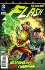 Flash Annual vol 4 # 2