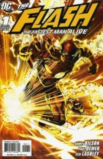 Flash: The Fastest Man Alive # 1