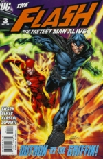 Flash: The Fastest Man Alive # 3
