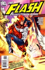 Flash: The Fastest Man Alive # 4