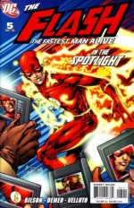 Flash: The Fastest Man Alive # 5