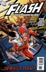 Flash: The Fastest Man Alive # 6