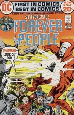 Forever People vol 1 # 10