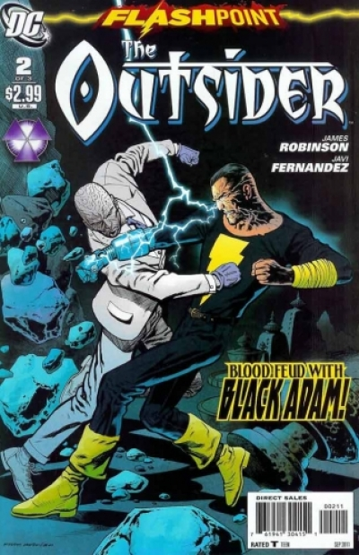 Flashpoint: The Outsider # 2