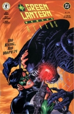 Green Lantern vs. Aliens # 3