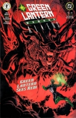 Green Lantern vs. Aliens # 4
