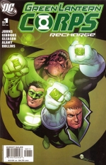 Green Lantern Corps: Recharge # 1