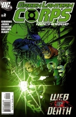 Green Lantern Corps: Recharge # 2