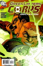 Green Lantern Corps: Recharge # 3