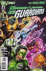 Green Lantern: New Guardians # 2