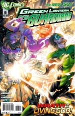 Green Lantern: New Guardians # 6