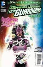 Green Lantern: New Guardians # 18