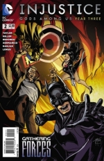 Injustice: Gods Among Us vol 3 # 2