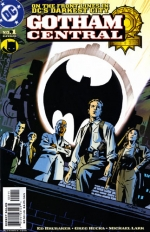 Gotham Central # 1