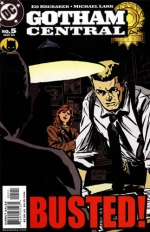 Gotham Central # 5