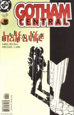 Gotham Central # 6