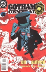 Gotham Central # 20