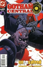 Gotham Central # 21