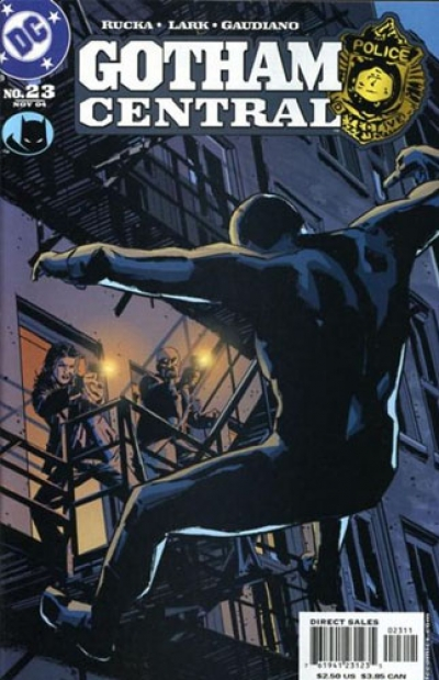 Gotham Central # 23