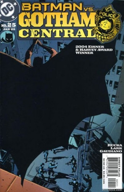 Gotham Central # 25