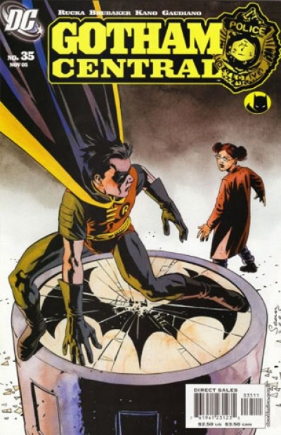 Gotham Central # 35