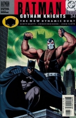 Batman: Gotham Knights # 34