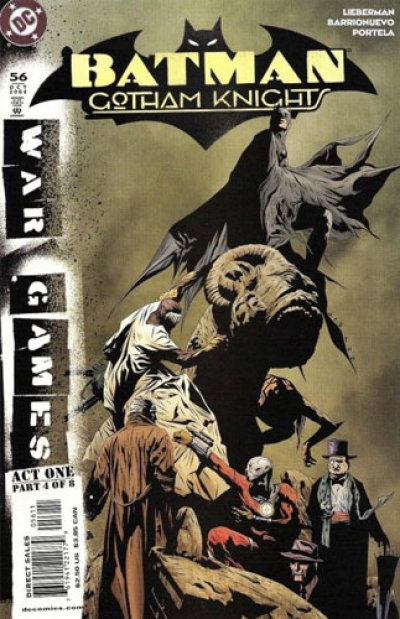 Batman: Gotham Knights # 56