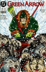 Green Arrow vol 2 # 8