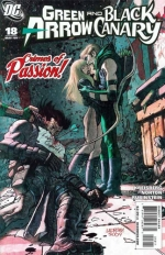 Green Arrow and Black Canary # 18