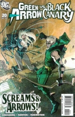 Green Arrow and Black Canary # 20