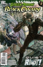 Green Arrow and Black Canary # 22