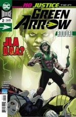 Green Arrow Annual Vol 4 # 2