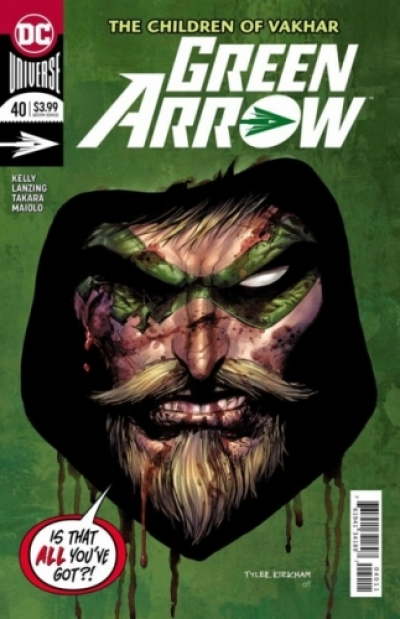 Green Arrow vol 7 # 40