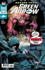 Green Arrow vol 7 # 42