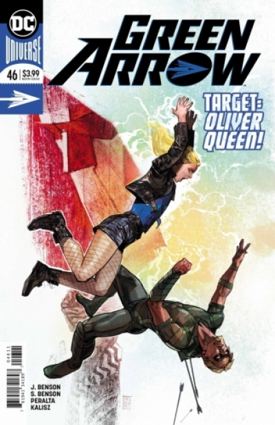 Green Arrow vol 7 # 46