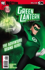 Green Lantern: The Animated Series # 0