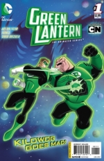 Green Lantern: The Animated Series # 1