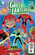Green Lantern: The Animated Series # 6