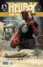 Hellboy and the B.P.R.D.: 1955 - Occult Intelligence # 1