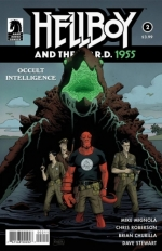 Hellboy and the B.P.R.D.: 1955 - Occult Intelligence # 2