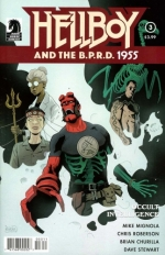 Hellboy and the B.P.R.D.: 1955 - Occult Intelligence # 3