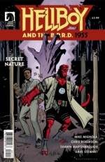 Hellboy and the B.P.R.D.: 1955 - Secret Nature # 1