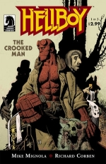 Hellboy: The Crooked Man # 1