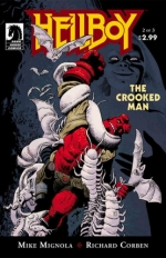 Hellboy: The Crooked Man # 2