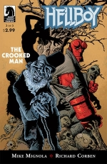 Hellboy: The Crooked Man # 3