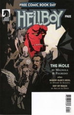 Hellboy: Free Comic Book Day # 1