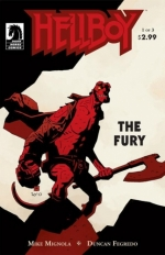 Hellboy: The Fury # 1
