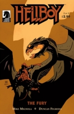 Hellboy: The Fury # 2