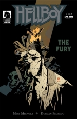 Hellboy: The Fury # 3