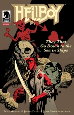Hellboy: They That Go Down to the Sea in Ships  # 1